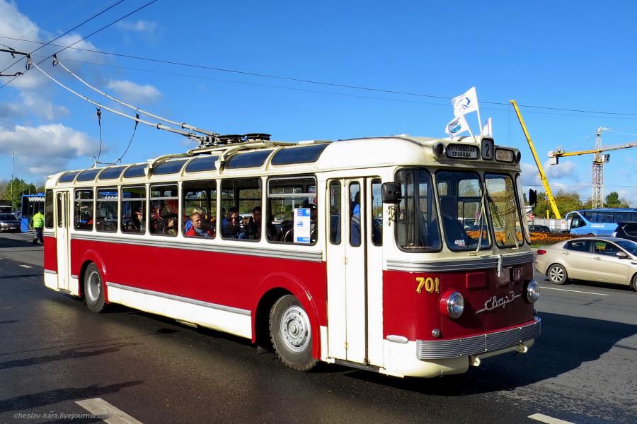 40 СВАРЗ - МТБЭС Ретротроллейбус _910 (СВАРЗ - МТБЭС 1963г).JPG