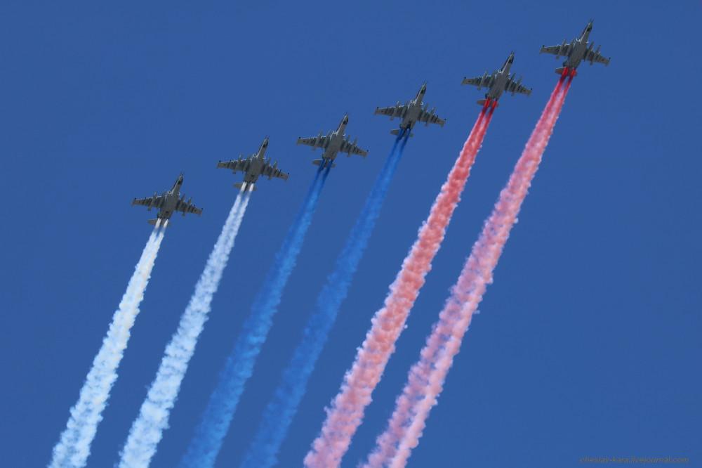 Парад Победы 2019- авиация _1380 Су-25.JPG