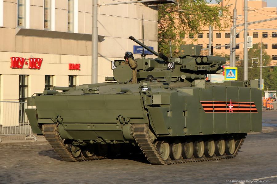 6 - БМП Курганец-25 (Парад Победы 2019) _110.JPG