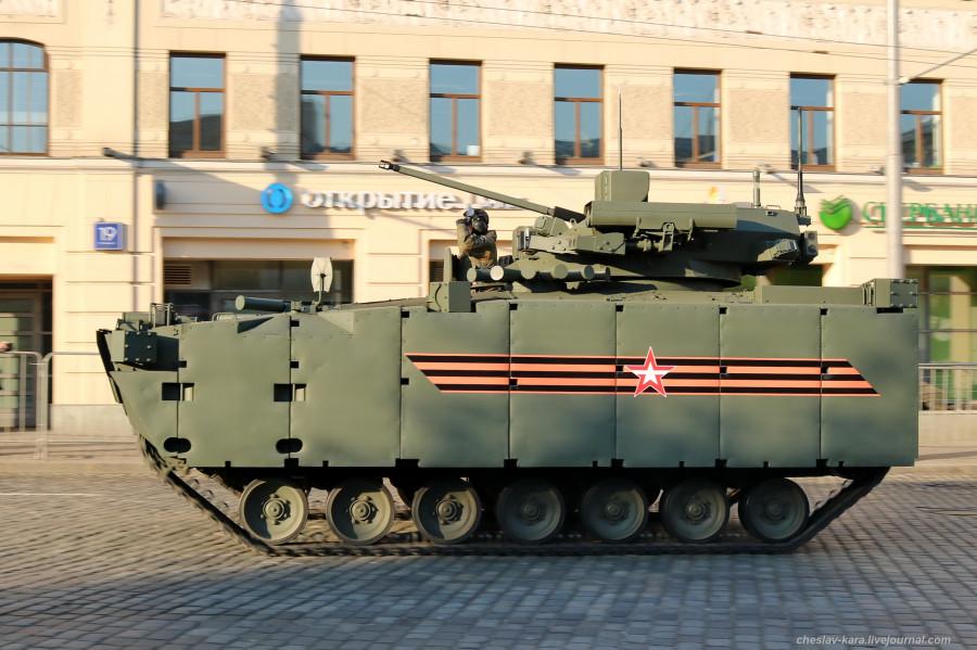 6 - БМП Курганец-25 (Парад Победы 2019) _140.JPG