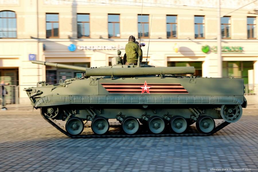 7 - БМП-3М (Парад Победы 2019) _190.JPG