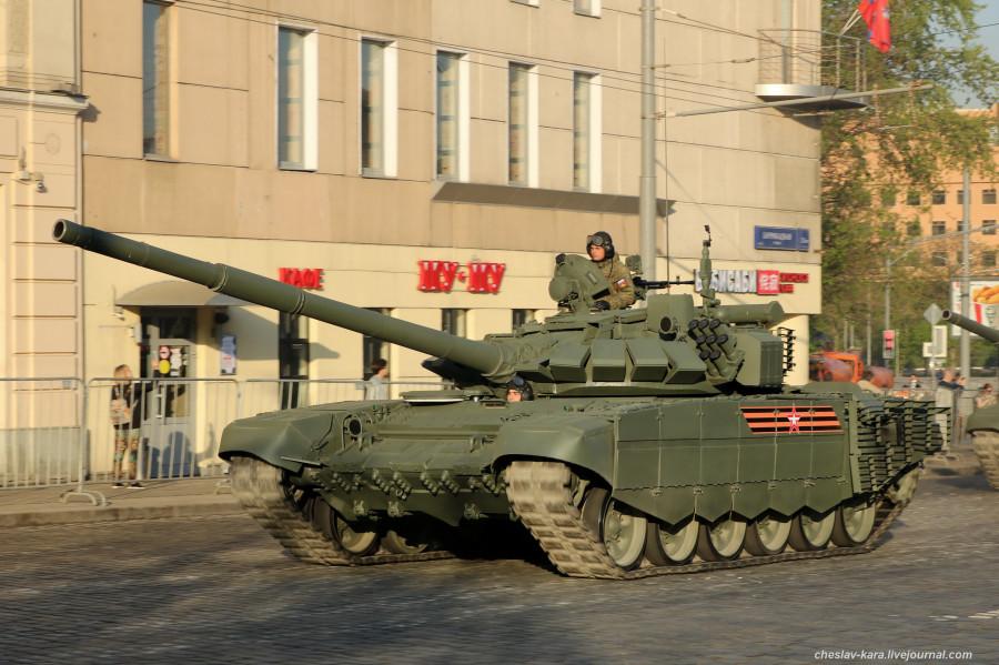 11 - Т-72Б3 (Парад Победы 2019) _250.JPG