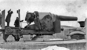 26 280 мм пушка обр 1867г на лаф Дурляхера (Назимовская бат) _2.jpg