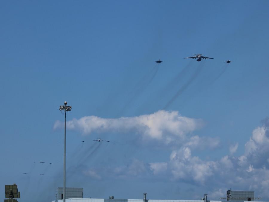 70 А-50, Су-30СМ (День ВМФ, Кр-дт и СПб, июль2019) _20.JPG