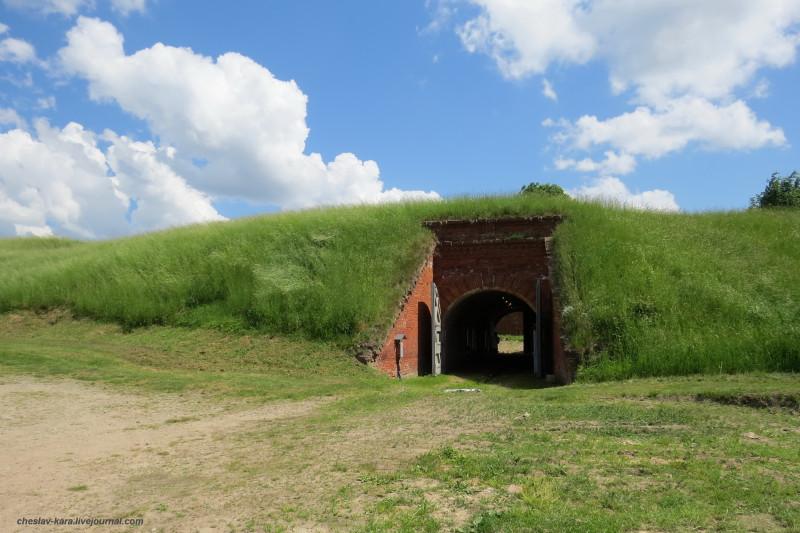Каунас, форт VII _1900.JPG