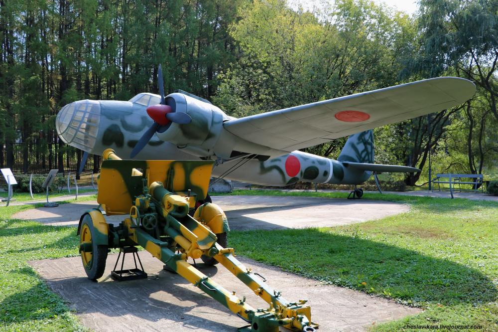 0 бомбардировщик Ki-48 (Поклонная гора) _7.JPG