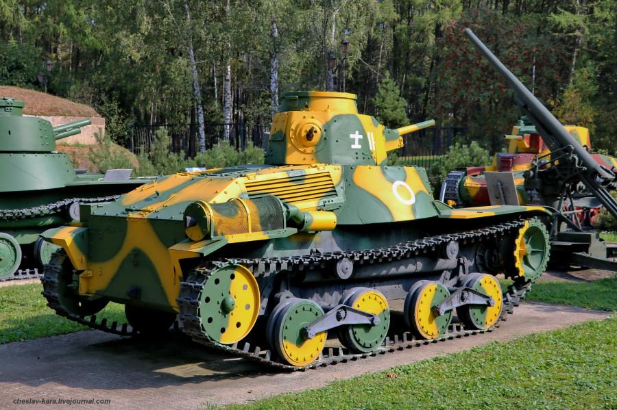 16 танк тип 95 Ха-Го  (Поклонная) _60.JPG