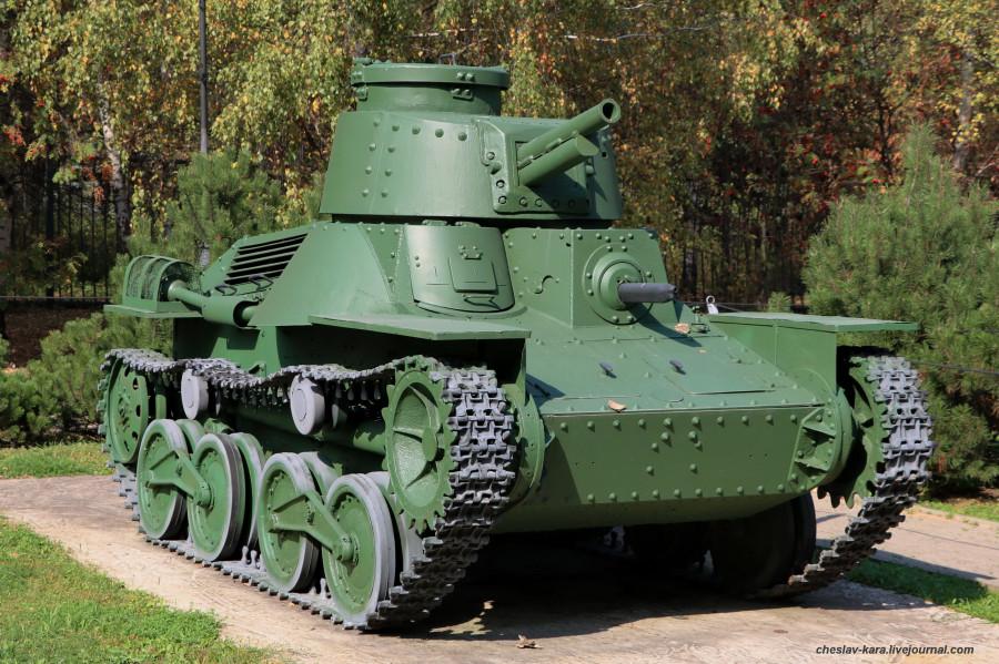 18 танк тип 4 Ке-Ну (Поклонная) _20.JPG