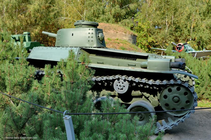 20 танк тип 97 Чи-Ха (Поклонная) _60.JPG