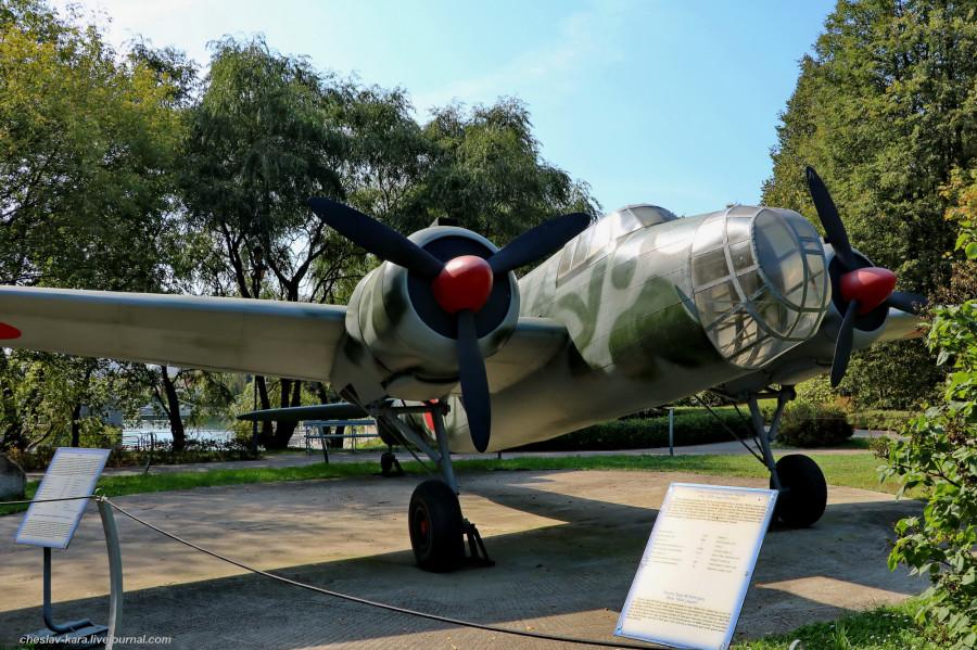 бомбардировщик Ki-48 (Поклонная гора) _2.JPG