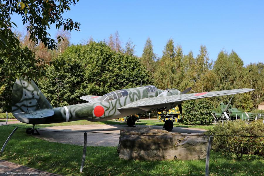 бомбардировщик Ki-48 (Поклонная гора) _5.JPG