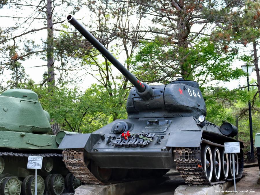 8 Т-34-85 Сапун-гора _10.JPG
