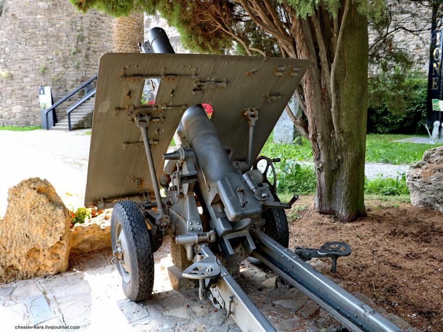 6 100 мм Obice da 100-17 M14 (Бергамо) _40.JPG
