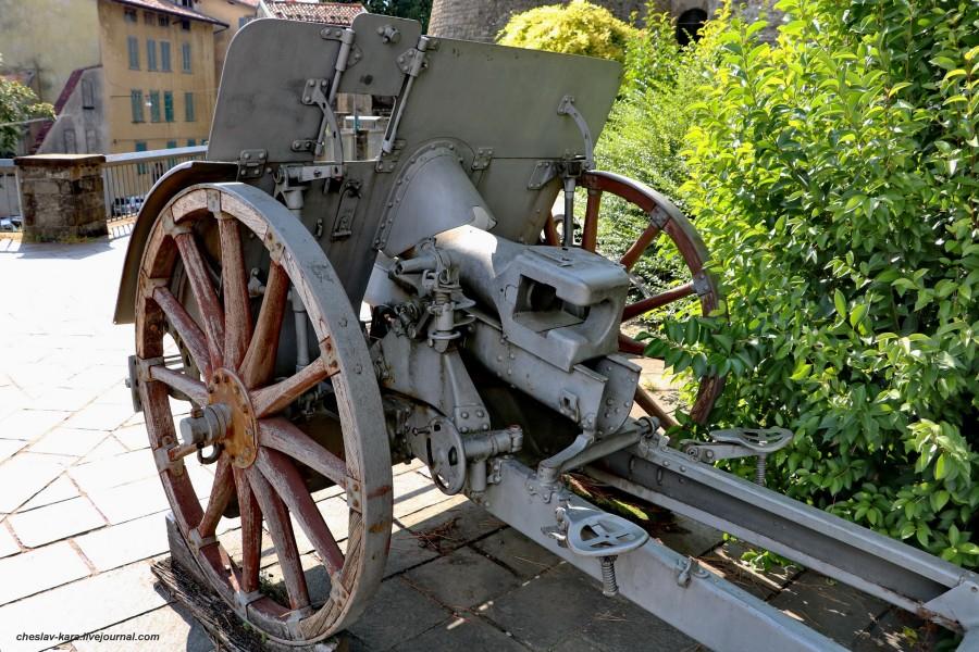 14 100 мм Obice da 100-17 M14 (Бергамо) _170.JPG