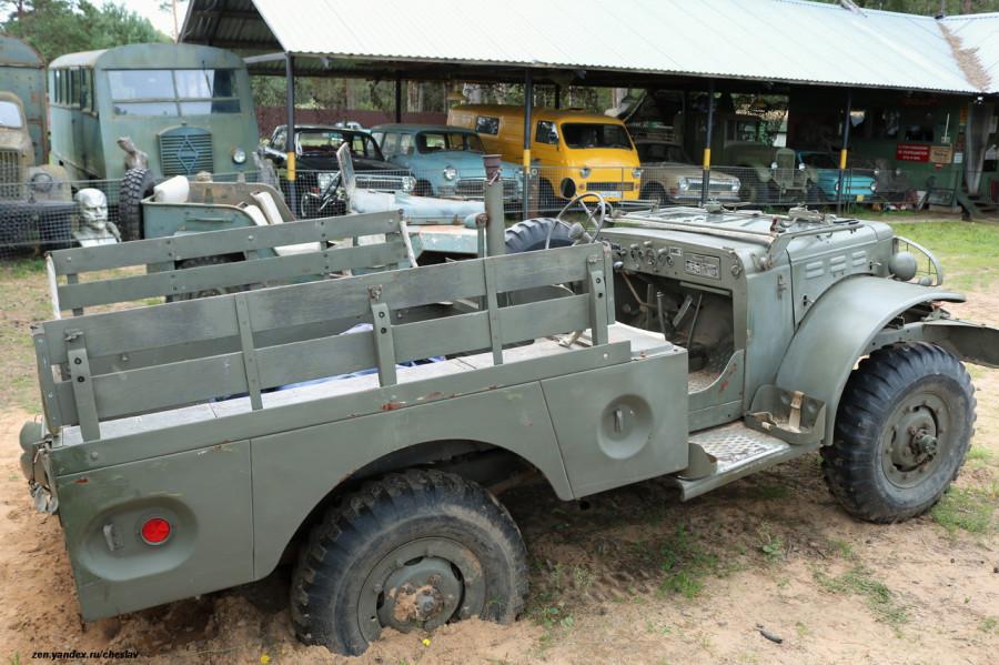 5 Dodge WC-52, автомузей (Переяславль) _30.JPG