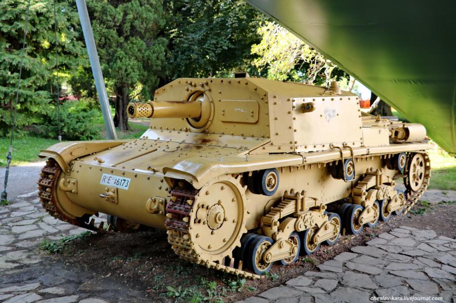 6 САУ Semovente da 75-18 M42  (Бергамо) _50.JPG