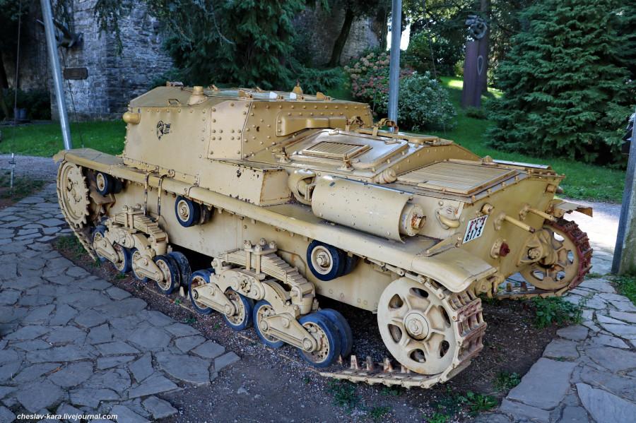 8 САУ Semovente da 75-18 M42  (Бергамо) _80.JPG