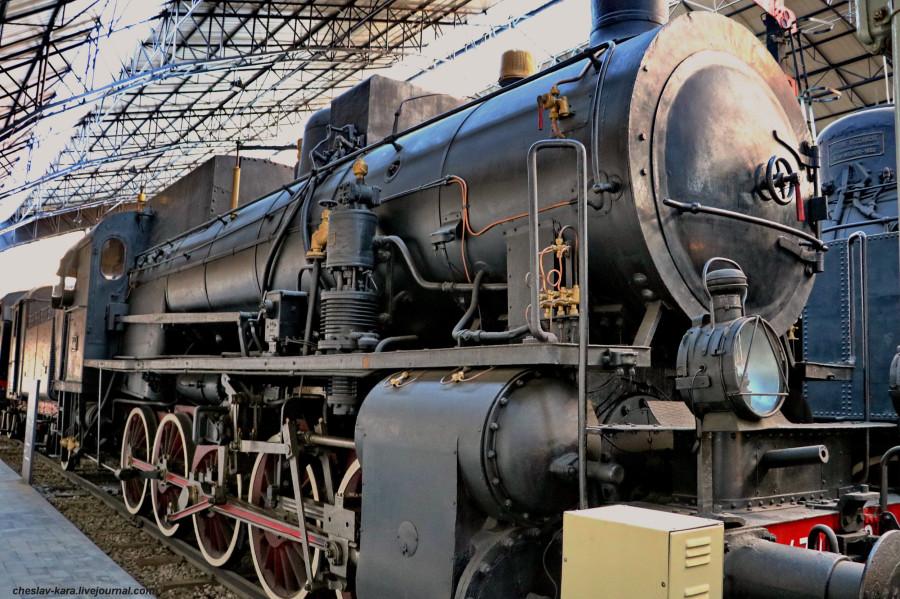 24 паровоз 470 092 (Милан, музей техники) _20.JPG