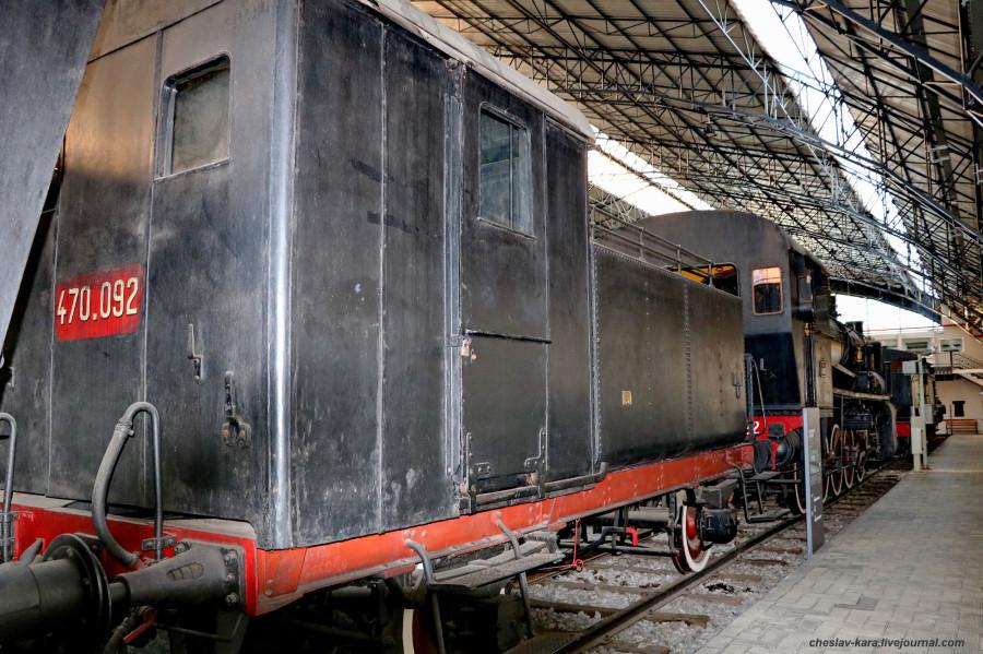 24 паровоз 470 092 (Милан, музей техники) _70 - тендер.JPG