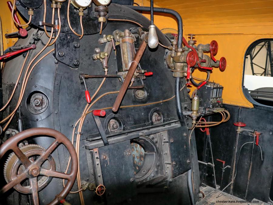 26 паровоз s685 600 (Милан, музей техники) _50.JPG