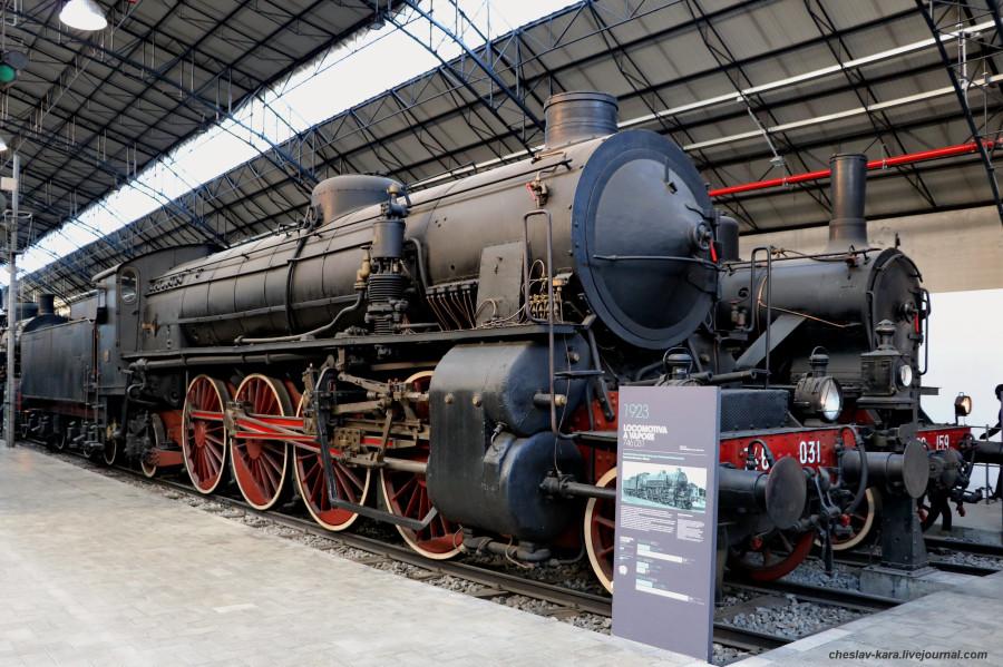 32 паровоз 746 031 (Милан, музей техники) _10.JPG