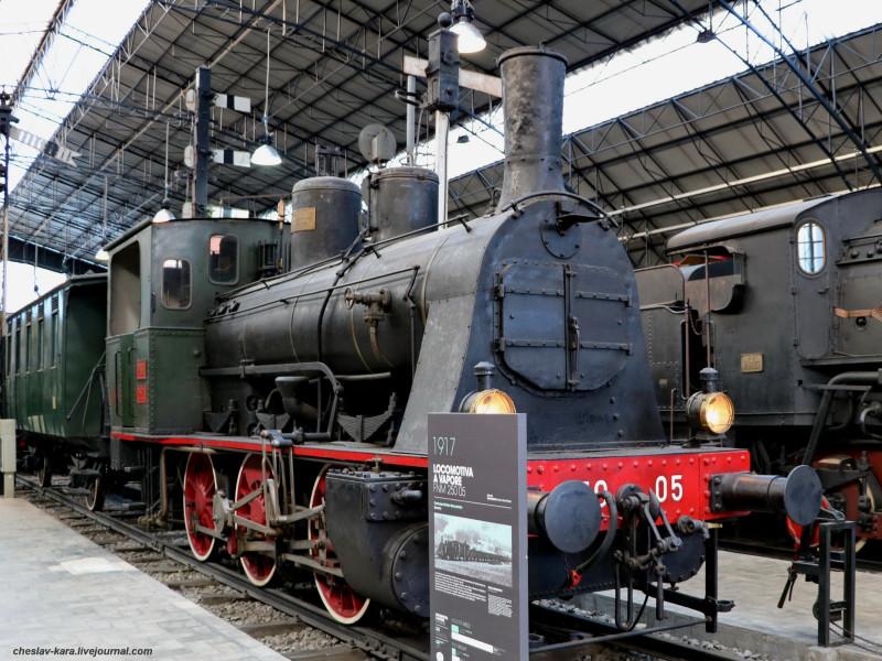 34 паровоз FNM250 05 (Милан, музей техники) _5100.JPG