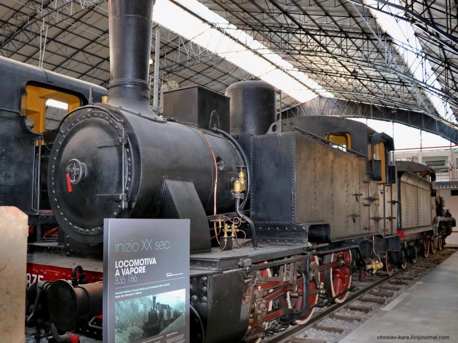 40 паровоз 835 186 (Милан, музей техники) _20.JPG