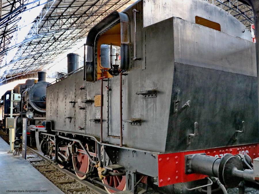 40 паровоз 835 186 (Милан, музей техники) _50.JPG
