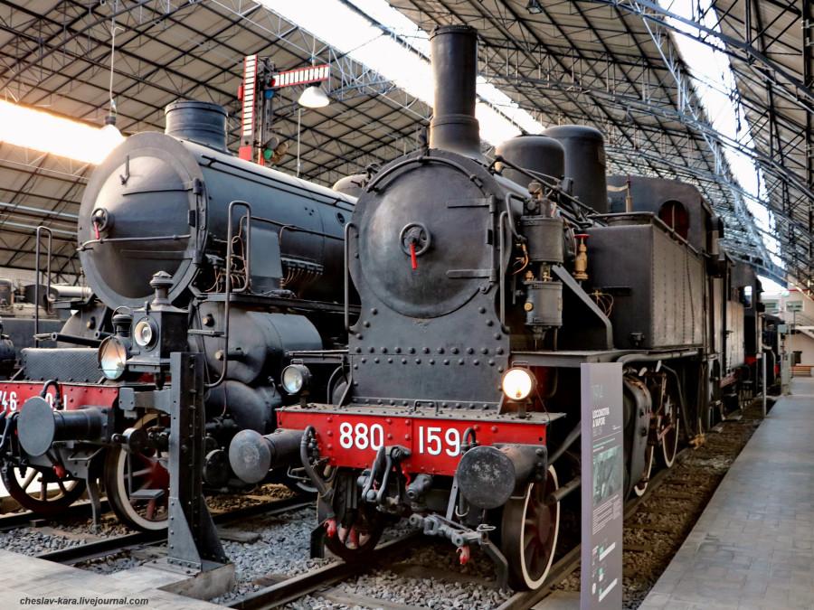 42 паровоз 880 159 (Милан, музей техники) _20.JPG