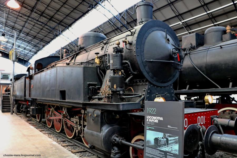 44 паровоз 940 001 (Милан, музей техники) _20.JPG
