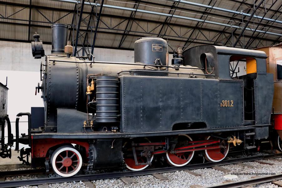48 паровоз R301 002, ук (Милан, музей техники) _30.JPG