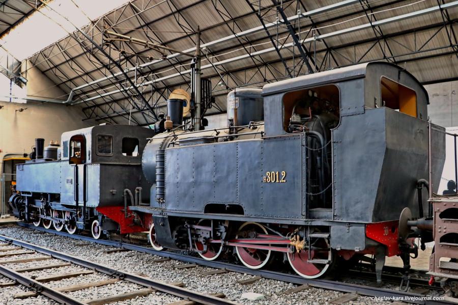 48 паровоз R301 002, ук (Милан, музей техники) _50.JPG