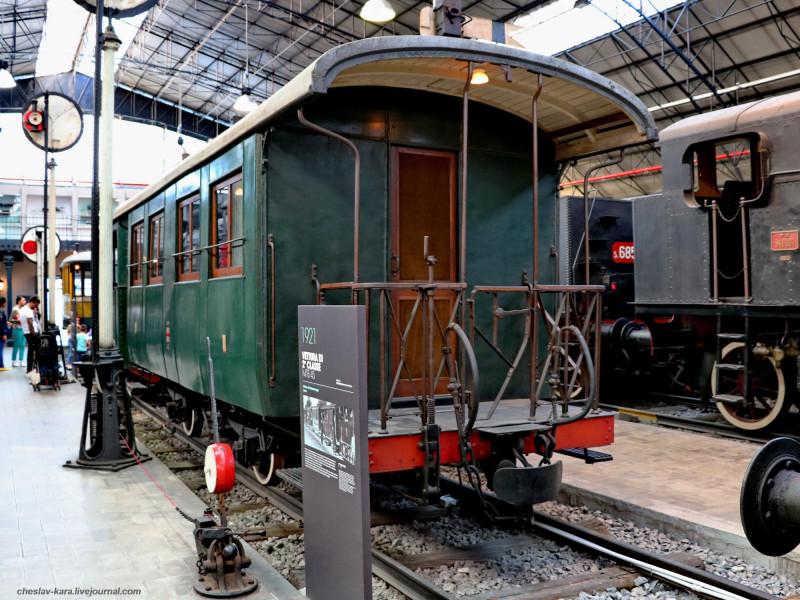 52 вагон 2кл MTB45 (Милан, музей техники) _10.JPG