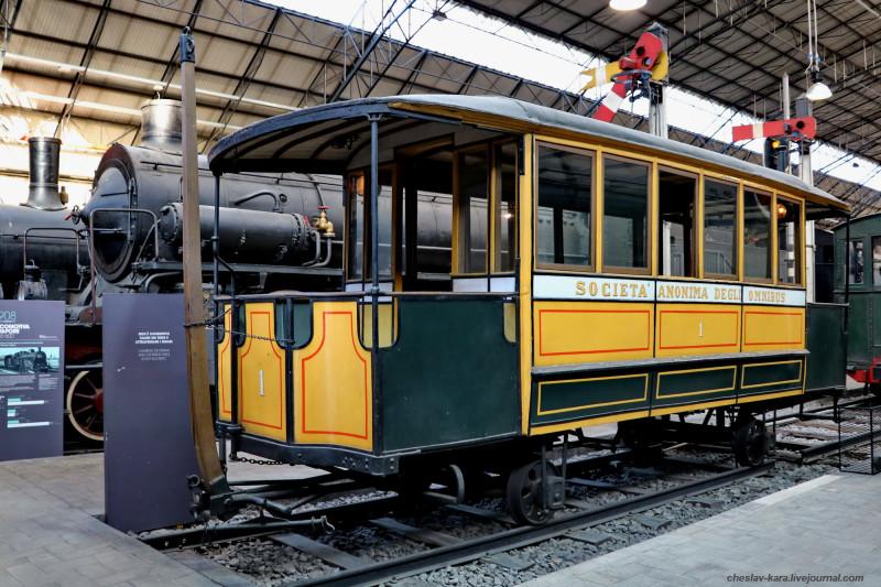 54 вагон конки (Милан, музей техники) _10.JPG