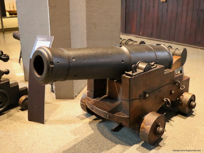 18 пушка (морской зал музея техники, Милан) _30.JPG