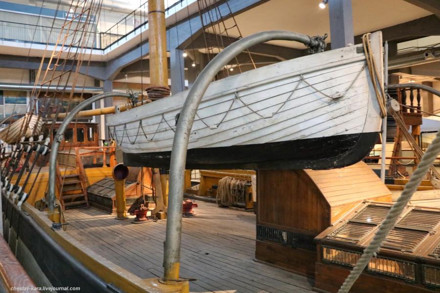 24 бригантина Ebe (морской зал музея техники, Милан) _90.JPG