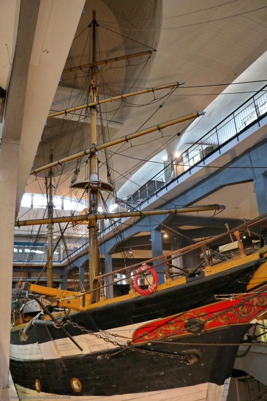 28 бригантина Ebe (морской зал музея техники, Милан) _50.JPG