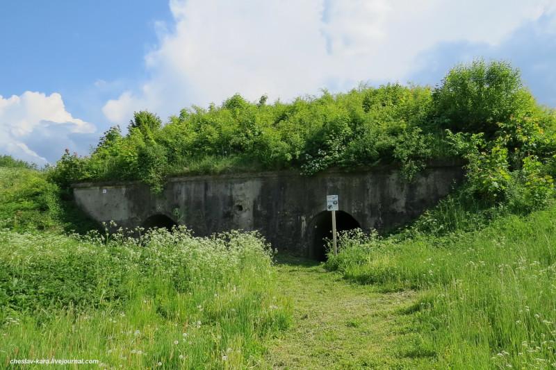 Каунас, форт IV_2000.JPG