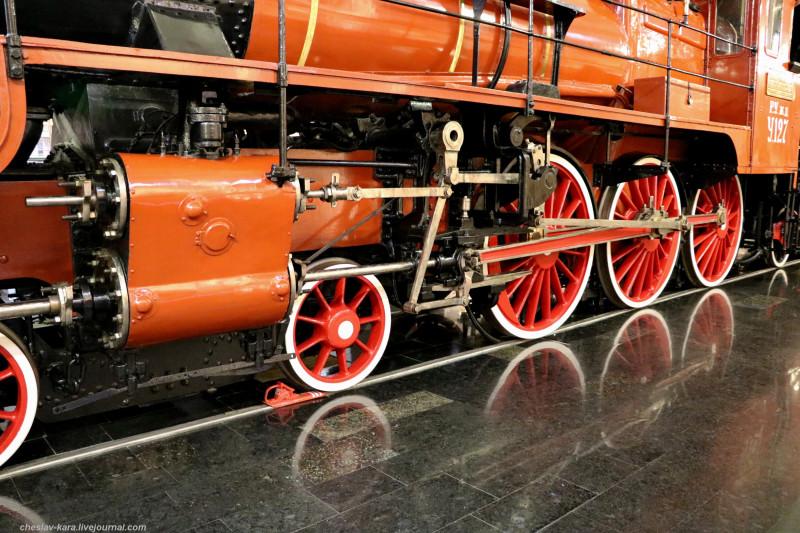20 паровоз У-127 (Ленинский, музей Моск жд) _470.JPG