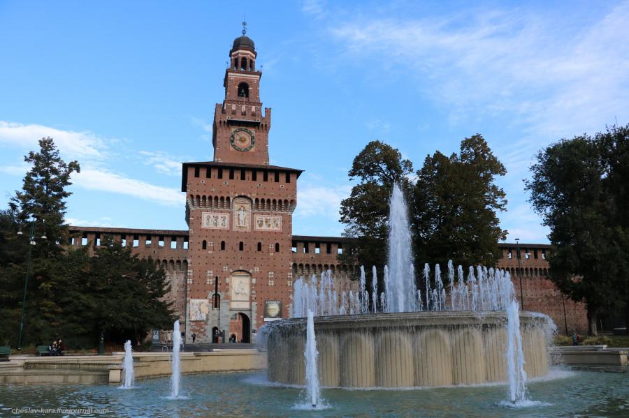 4 12 Милан, Castello Sforzesco _110.JPG