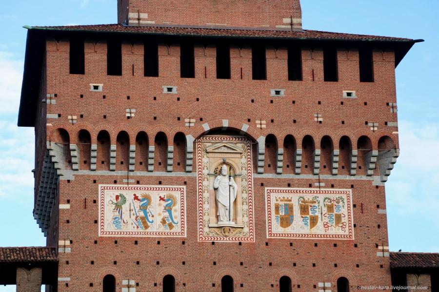 6 12 Милан, Castello Sforzesco _140.JPG