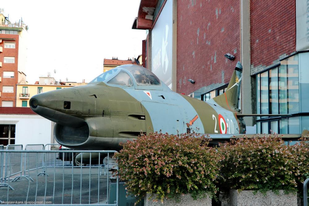 0 Fiat G 91 _20 (Милан, музей техники).JPG