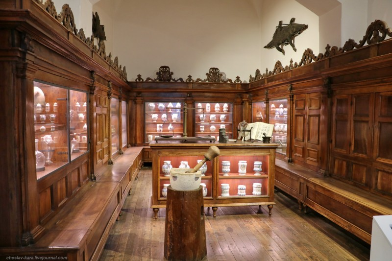 12 Милан, музей техники - аптека _1.JPG