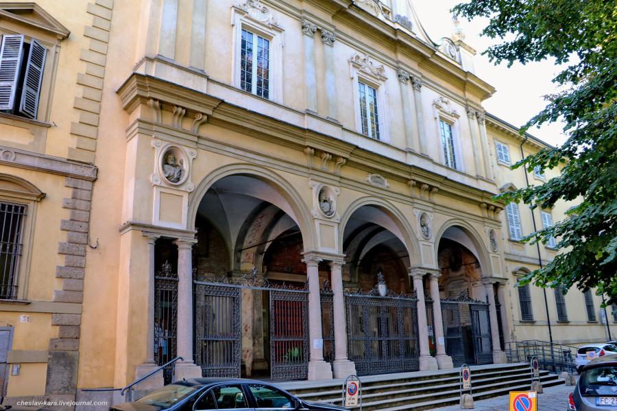 2 20 Пьяченца _110 Basilica de San Savino.JPG