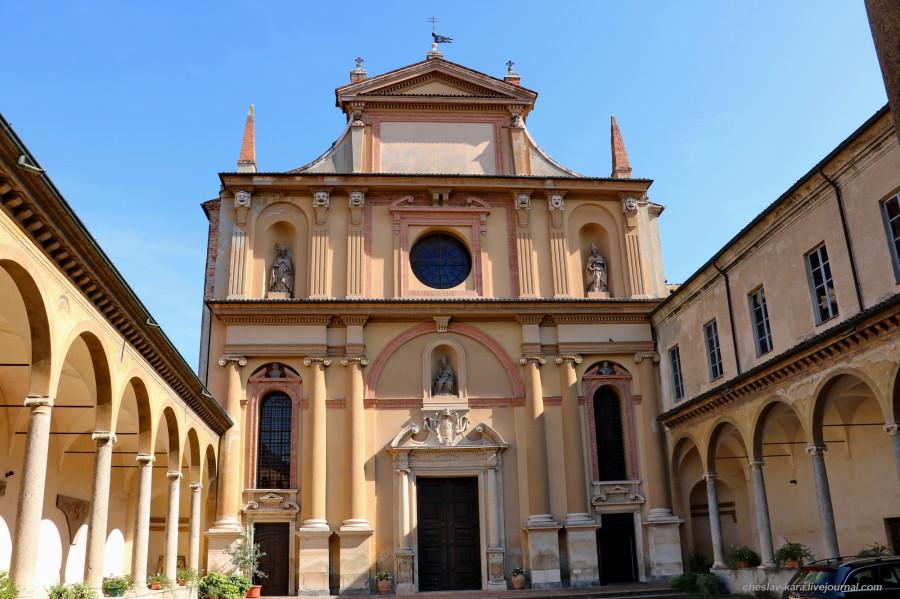 26 20 Пьяченца _630 Chiesa di San Sisto.JPG