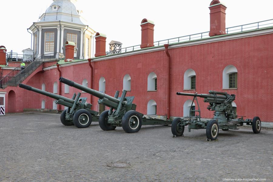 0 152 мм МЛ-20 и 85 мм 52-К (Петропавловка, 2019) _10.JPG