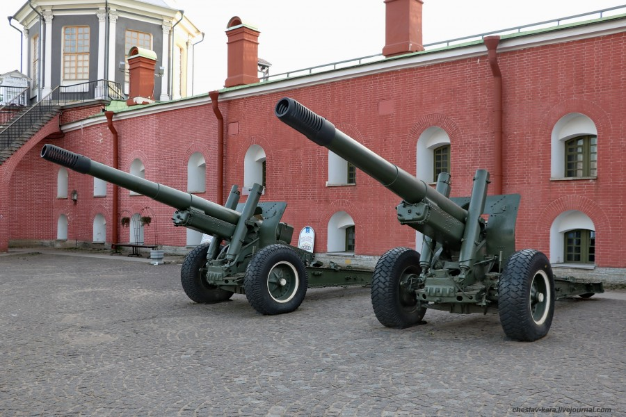 152 мм МЛ-20 (Петропавловка, 2019) _20.JPG