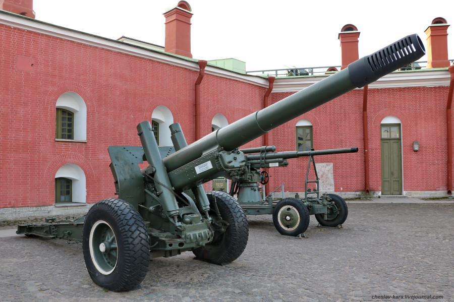 152 мм МЛ-20 (Петропавловка, 2019) _30.JPG