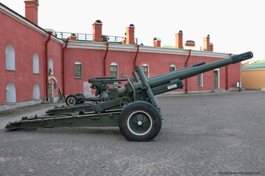 152 мм МЛ-20 (Петропавловка, 2019) _80.JPG