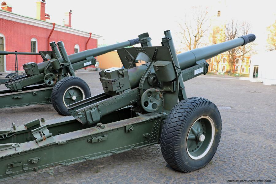 152 мм МЛ-20 (Петропавловка, 2019) _90.JPG